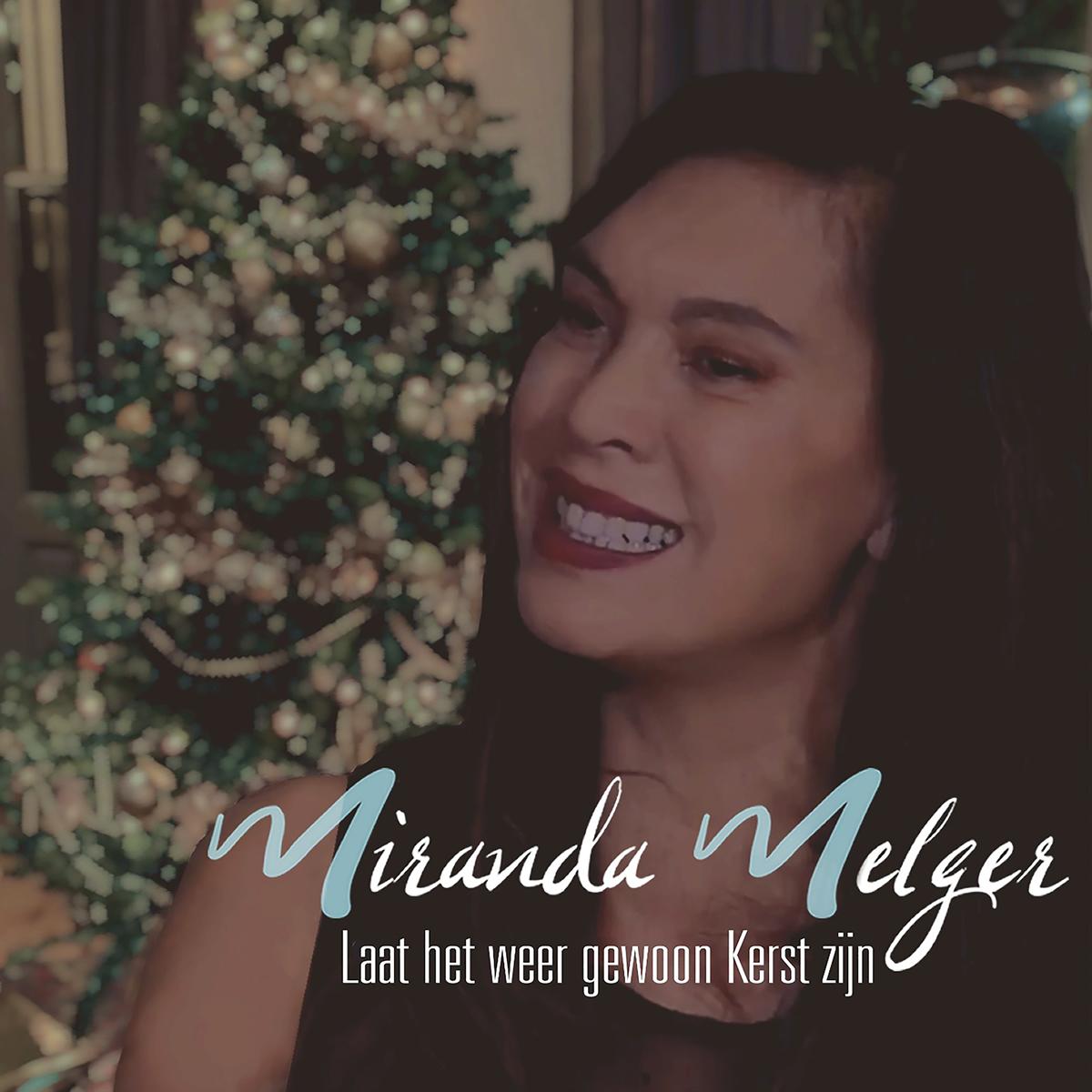 PROMO | COVER Miranda Melger - Laat het weer gewoon Kerst zijn 1200